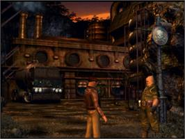 In game image of In Cold Blood on the Sony Playstation.
