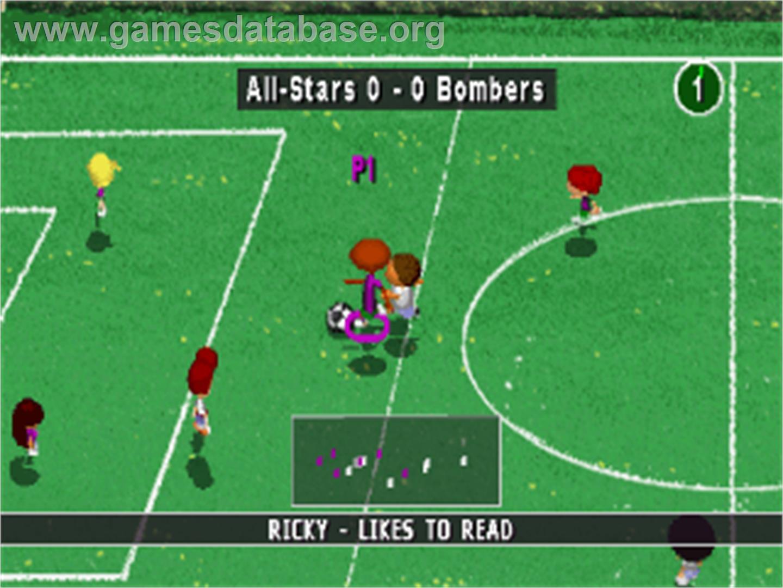 backyard soccer sony playstation games database