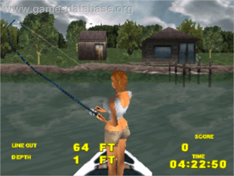 Adventuresrutracker blog for Bass fishing game