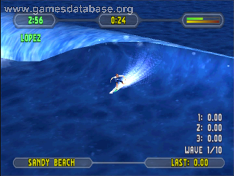 Championship Surfer - Sony Playstation