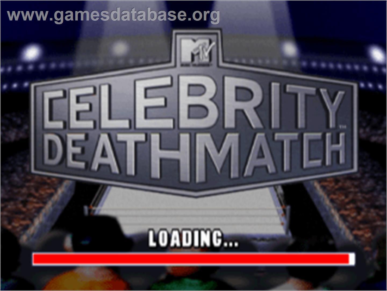 Celebrity Deathmatch checklist | Celebrity Deathmatch!!!