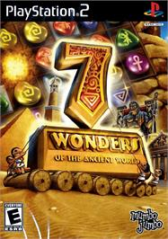 Box cover for 7 Wonders of the Ancient World on the Sony Playstation 2.