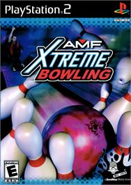 Box cover for AMF Xtreme Bowling on the Sony Playstation 2.