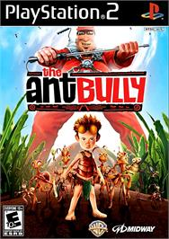 Box cover for Ant Bully on the Sony Playstation 2.