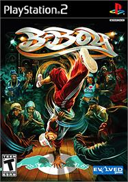 Box cover for B-Boy on the Sony Playstation 2.