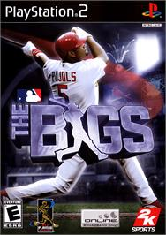 Box cover for BIGS on the Sony Playstation 2.