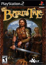Box cover for Bard's Tale on the Sony Playstation 2.