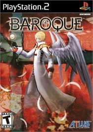 Box cover for Baroque on the Sony Playstation 2.