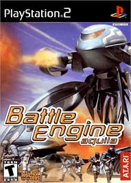 Box cover for Battle Engine Aquila on the Sony Playstation 2.