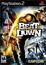 Box cover for Beat Down: Fists of Vengeance on the Sony Playstation 2.