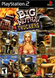 Box cover for Big Mutha Truckers on the Sony Playstation 2.
