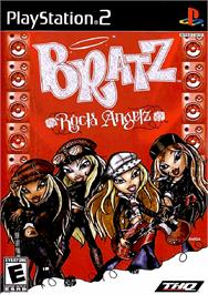 Box cover for Bratz: Rock Angelz on the Sony Playstation 2.