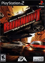 Box cover for Burnout Revenge on the Sony Playstation 2.