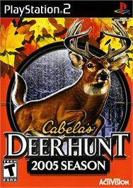 Box cover for Cabela's Deer Hunt: 2005 Season on the Sony Playstation 2.