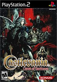 Box cover for Castlevania: Curse of Darkness on the Sony Playstation 2.