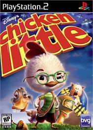 Box cover for Chicken Little on the Sony Playstation 2.