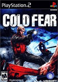 Box cover for Cold Fear on the Sony Playstation 2.