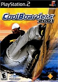 Box cover for Cool Boarders 2001 on the Sony Playstation 2.