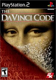 Box cover for Da Vinci Code on the Sony Playstation 2.