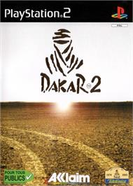 Box cover for Dakar 2: The World's Ultimate Rally on the Sony Playstation 2.