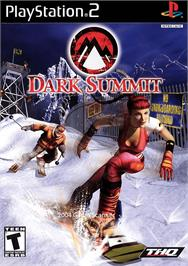 Box cover for Dark Summit on the Sony Playstation 2.