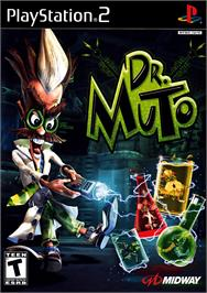Box cover for Dr. Muto on the Sony Playstation 2.