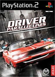 Box cover for Driver: Parallel Lines on the Sony Playstation 2.