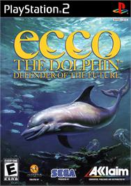 Box cover for Ecco the Dolphin: Defender of the Future on the Sony Playstation 2.