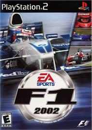 Box cover for F1 2002 on the Sony Playstation 2.