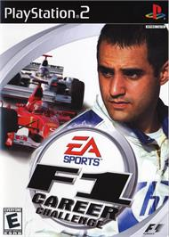 Box cover for F1 Career Challenge on the Sony Playstation 2.
