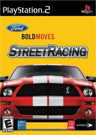 Box cover for Ford Bold Moves Street Racing on the Sony Playstation 2.