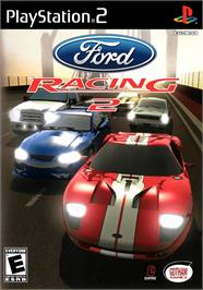 Box cover for Ford Racing 2 on the Sony Playstation 2.