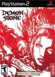 Box cover for Forgotten Realms: Demon Stone on the Sony Playstation 2.