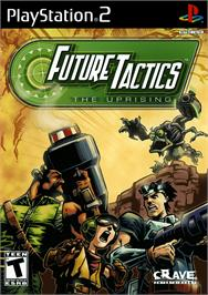 Box cover for Future Tactics: The Uprising on the Sony Playstation 2.