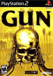 Box cover for GUN on the Sony Playstation 2.
