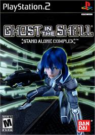 Box cover for Ghost in the Shell: Stand Alone Complex on the Sony Playstation 2.