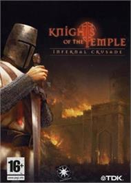 Box cover for Knights of the Temple: Infernal Crusade on the Sony Playstation 2.