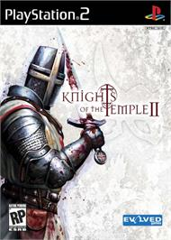 Box cover for Knights of the Temple 2 on the Sony Playstation 2.
