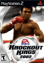 Box cover for Knockout Kings 2002 on the Sony Playstation 2.