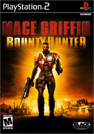 Box cover for Mace Griffin: Bounty Hunter on the Sony Playstation 2.