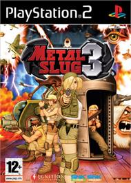 Box cover for Metal Slug - Super Vehicle-001 on the Sony Playstation 2.