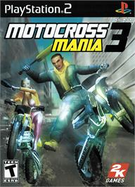 Box cover for Motocross Mania 3 on the Sony Playstation 2.