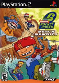Box cover for Nickelodeon: Rocket Power - Beach Bandits on the Sony Playstation 2.