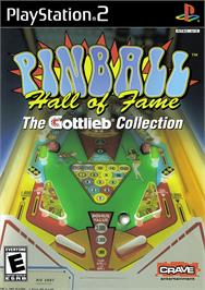 Box cover for Pinball Hall of Fame: The Gottlieb Collection on the Sony Playstation 2.