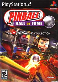 Box cover for Pinball Hall of Fame: The Williams Collection on the Sony Playstation 2.