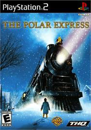 Box cover for Polar Express on the Sony Playstation 2.