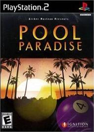 Box cover for Pool Paradise on the Sony Playstation 2.