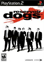 Box cover for Reservoir Dogs on the Sony Playstation 2.