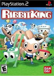Box cover for Ribbit King on the Sony Playstation 2.