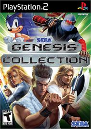 Box cover for SEGA Genesis Collection on the Sony Playstation 2.